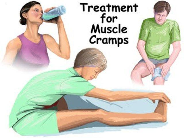 What causes muscle cramps? – What causes this?